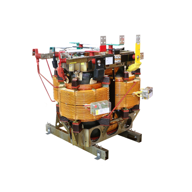 Open Ventilated Amorphous Alloy 3D Wound Core Dry-type Transformer