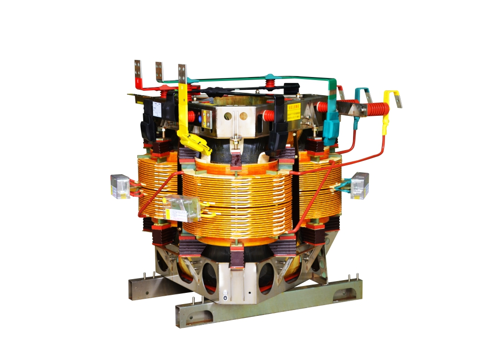 3D Open Ventilated Dry Type Transformer for Super High-rise Building