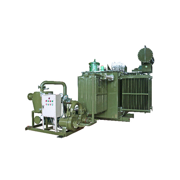 Oil-forced and Water cooling/ Air-forced Cooling Transformer